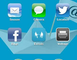 #15 para Menu Button Design for IPHONE / Android App por raikulung