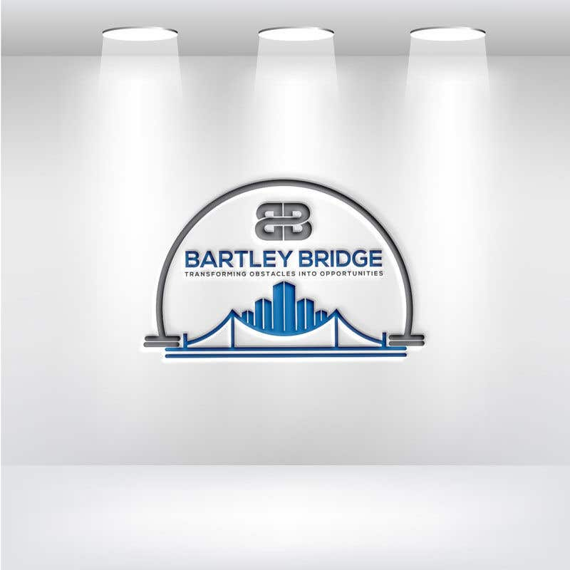 Конкурсная заявка №                                        446                                      для                                         Bartley Bridge Logo Design