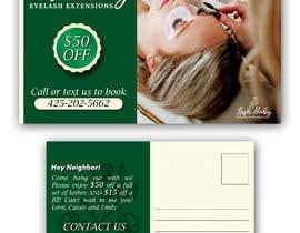 #16 cho Small Marketing Postcard bởi irfananis07