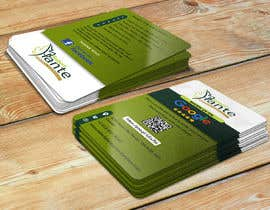 #35 cho Leave Us a Review Business Card bởi DhanvirArt