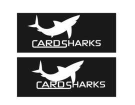 #98 for Logo Design for our new sports card shop!  CARD SHARKS! af Don67