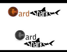 #107 for Logo Design for our new sports card shop!  CARD SHARKS! by peaceonweb