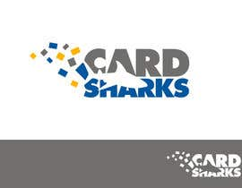 #116 cho Logo Design for our new sports card shop!  CARD SHARKS! bởi smarttaste