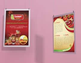 #32 untuk Salalah Foods Flyer oleh deepakshan