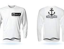 creativepluscomb tarafından T-shirt design - marine research company için no 95