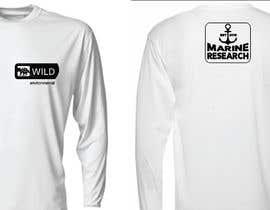 mdyounus19 tarafından T-shirt design - marine research company için no 160