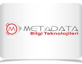 nº 16 pour Logo Design for Metadata par happybuttha
