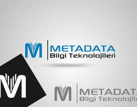 nº 11 pour Logo Design for Metadata par Don67
