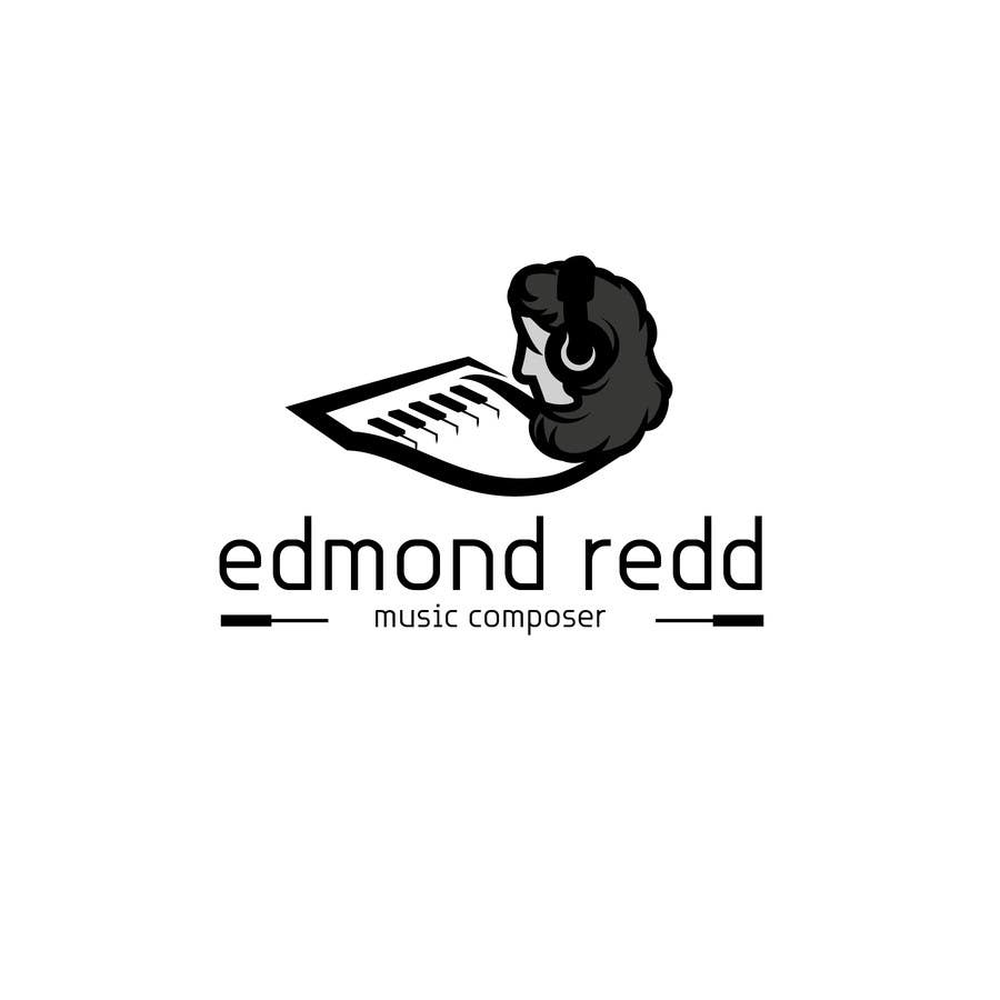 Konkurrenceindlæg #32 for Logo Design for Edmond Redd- Music Composer