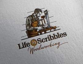 "dgpaolacastaneda tarafından Logo design - ""Life in Scribbles"" için no 200"