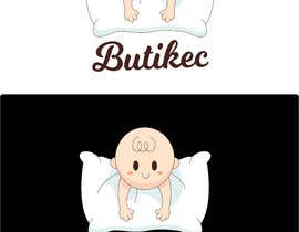 Nro 72 kilpailuun LOGO for a BABY 2ND HAND SHOP named BUTIKEC käyttäjältä yusufsmart11152