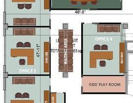 bhahmz tarafından Design and Floor Plan for Clinic  - 22/01/2020 13:13 EST için no 33