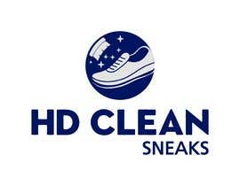 #224 cho HD Clean Sneaks logo bởi inamura679