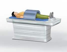 Nro 6 kilpailuun Industrial Design Sketch of Patient Table - Aesthetics käyttäjältä alfannan