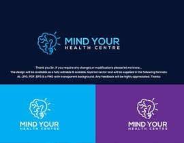 Nro 620 kilpailuun Create a logo for Mind Your Health Centre käyttäjältä mithon787
