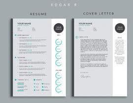 #31 untuk Resume Design oleh EdgarRomero1