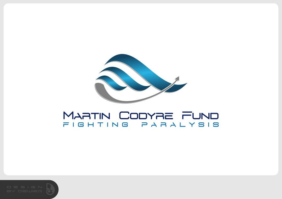 Kilpailutyö #                                        104                                      kilpailussa                                         Logo Design for Martin Codyre Fund