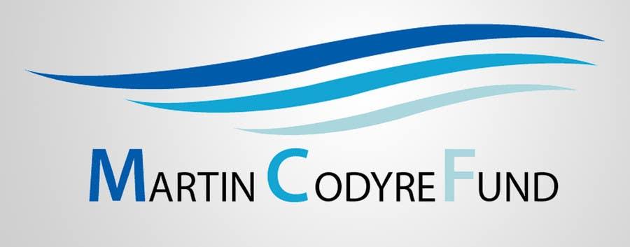 Kilpailutyö #                                        70                                      kilpailussa                                         Logo Design for Martin Codyre Fund