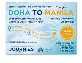 #39 untuk Ad for instgram & Facebook Advertisment use - Travel Agency Ad oleh danijelaradic