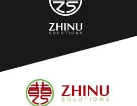 #45 para Professional Logo Design for Zhinu Solutions / Diseño de Logotipo Profesional para Zhinu Solutions de kenitg