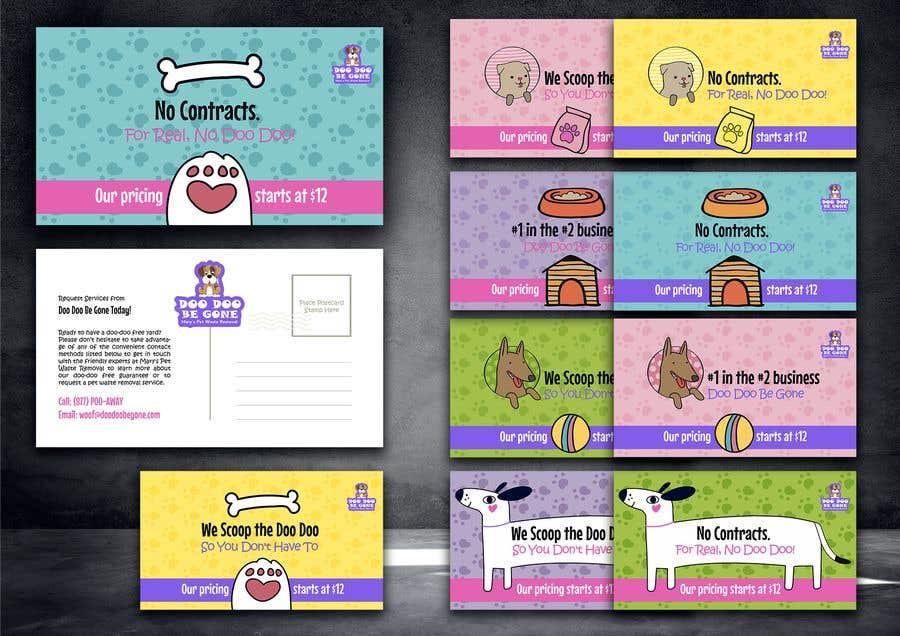 Konkurrenceindlæg #                                        10                                      for                                         Post Card Designs