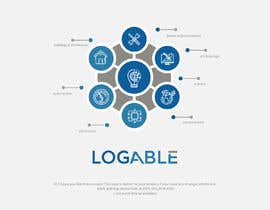 #249 for Design a logo for company called Logable by Rasulullah
