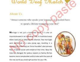 Manuchahar tarafından Dating or Match content writer için no 2