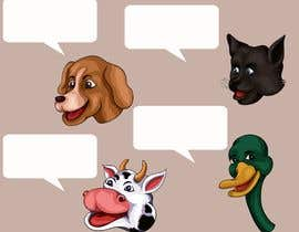 Anandhu650 tarafından Illustration of four animals için no 44