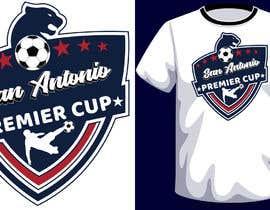 #91 untuk San Antonio Premier Cup T Shirt Designs oleh pricila2