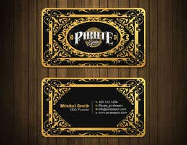 #242 for Need a business card for https://www.piratespin.com/ by patitbiswas