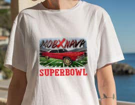 #56 for create me a t-shirt design with this car in a foot ball stadium by mdyounus19