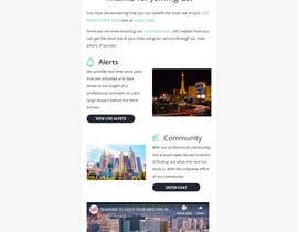 #17 untuk design an email layout using style/branding from website oleh mdalinoor129