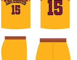 #12 для Design a basketball team uniform от toukirahmmed