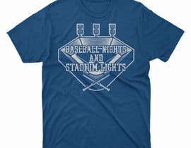 #29 untuk baseball tshirt design contest oleh moisanvictores