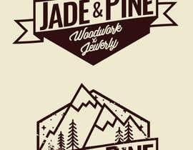 EdgarxTrejo tarafından Logo Design for Company ( Jade & Pine ) için no 79