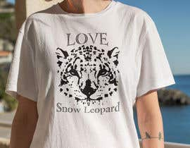 mdyounus19 tarafından Graphic Design for Endangered Species - Snow Leopard için no 46