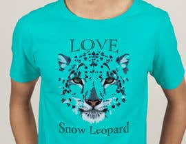 #48 for Graphic Design for Endangered Species - Snow Leopard by mdyounus19