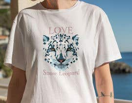 #49 for Graphic Design for Endangered Species - Snow Leopard by mdyounus19
