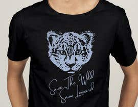 #55 for Graphic Design for Endangered Species - Snow Leopard by mdyounus19