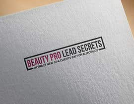 "#17 for I'm looking for someone to design a logo for my new product.  The name of this product is called ""Beauty Pro Lead Secrets "" by fahim0007"