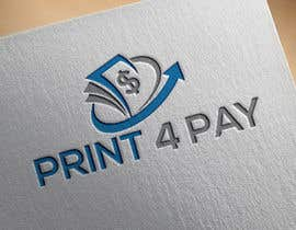 #106 untuk I need a logo my for my website www.print4pay.ca this is a print on demand business for wide format printing. oleh hawatttt