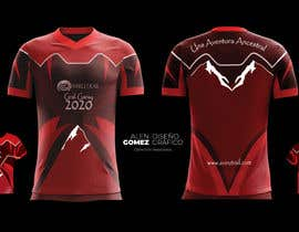 #6 для Diseño de remera para evento deportivo от alengom