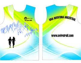 #9 для Diseño de remera para evento deportivo от avillarruel