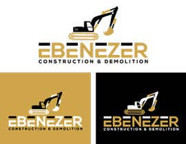 #120 untuk Need a logo for a construction and demolition company oleh hawatttt