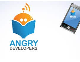 #34 para Logo Design for Angry Developers por mdmonirhosencit
