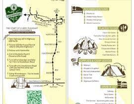 #3 dla Camp Route Map przez RenggaKW