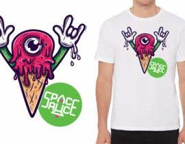#43 dla Need New Design for Space Sauce t shirt Collection przez ThinkArt007
