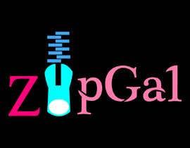 #47 dla ZipGal Logo przez mdshadadtsa66