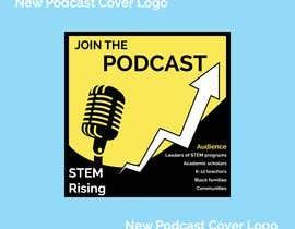 #59 dla New Podcast Cover Logo - STEM Rising przez SakerR3
