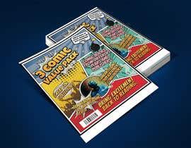 #72 dla Comic Book Package Cover Design przez Zamanbab